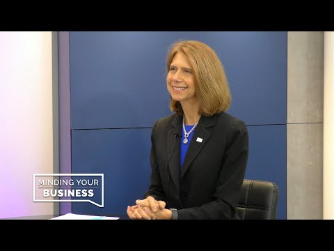 Siekerka Discusses Workforce Challenges on 'Minding Your Business'
