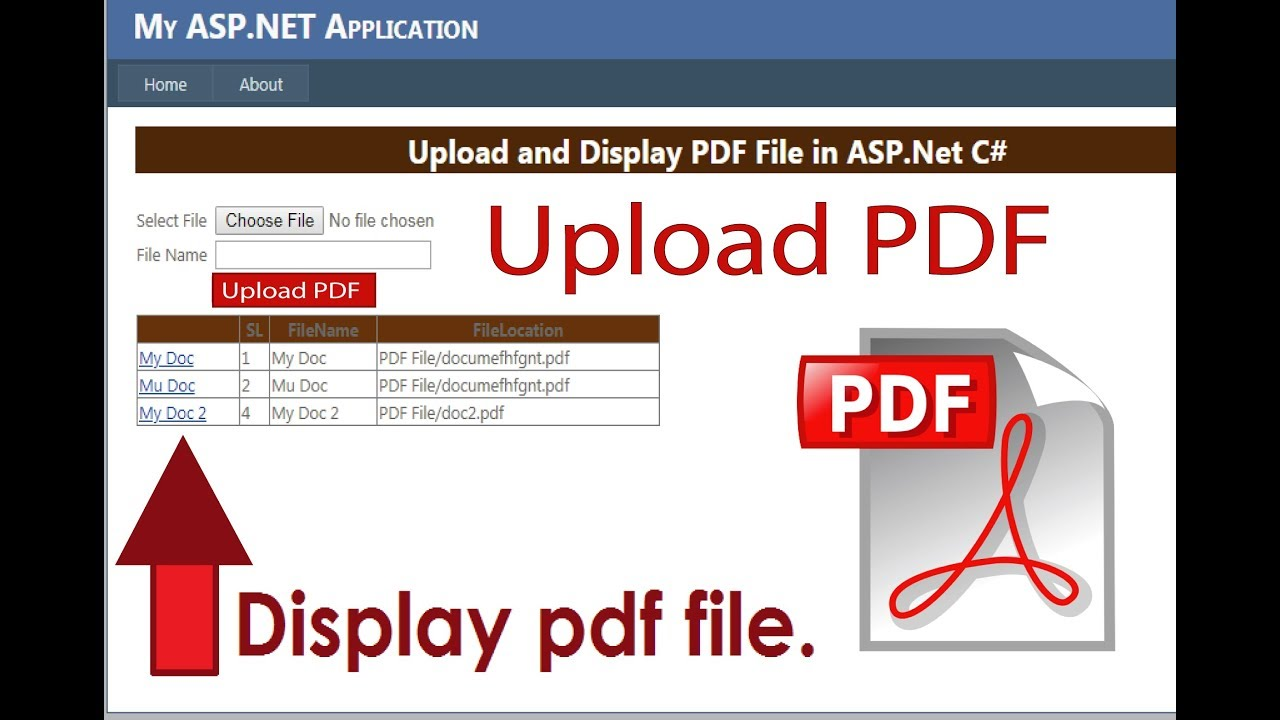 Asp Net Mvc Tutorial Step By Step Pdf