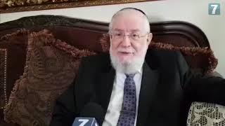 """הרב לאו סופד לאדמו""""ר מקאליב זצ""""ל- גיבור.דאג להמוני ישראל אחרי כל הייסורים שעבר ואובדן משפחתו"""