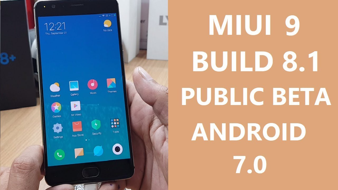 |ONEPLUS 3/3T| MIUI build 8 1 | Alert slider fixed | by xda Dhariya |