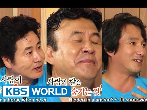 Happy Together - Jeong Dojeon Special with Jo Jaehyeon, Yu Donggeun! (2014.07.24)