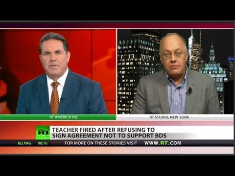 Chris Hedges: Israel is 'frightened' & 'desperate'