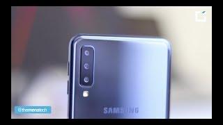 مراجعة هاتف سامسونج جالاكسي - Samsung Galaxy A7 Review