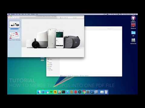 Merge multiple jpegs into one pdf mac