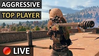 🔴 Aggressive PUBG Gameplay | 800+ Wins | Big !giveaway | Custom Games 18:30 CEST