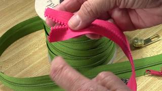 Putting Zippers Sliders on Head to Head