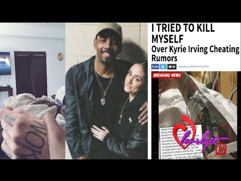 Kyrie Irving EX Kehlani Claims She Attempted Suicide After Being SLUT SHAMMED By Social Media
