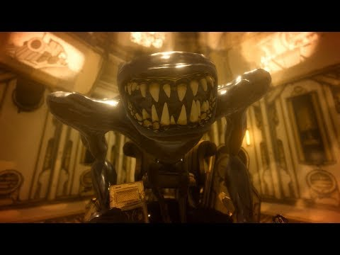 FINAL BOSS - Bendy And The Ink Machine CHAPTER 5 - ENDING (SUB ESPAÑOL) JEFE FINAL