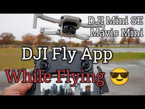 Mavic Mini App Functions, Camera & Controller For Beginners