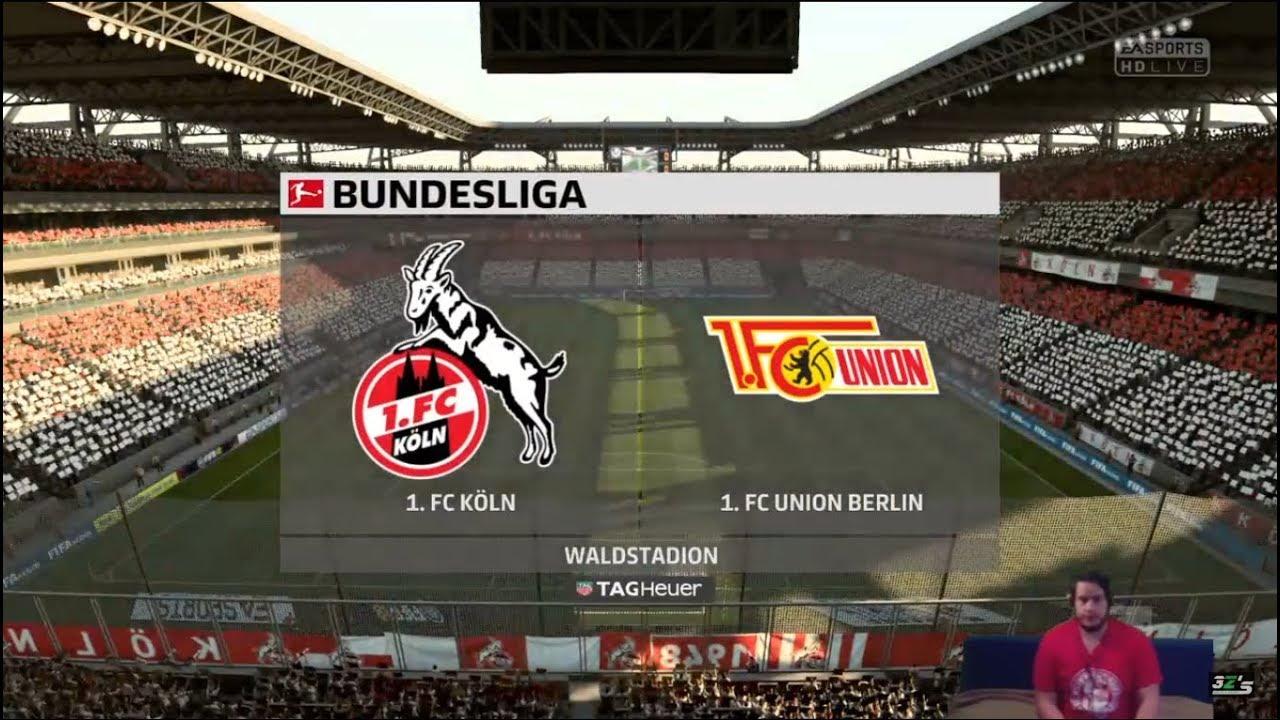 Livestream 2 Bundesliga 1fc Köln 1fc Union Berlin 1819 Youtube