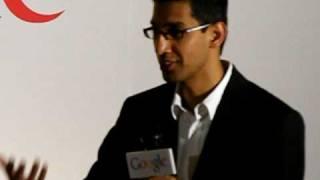 Google VP Sundar Pichai compares with Android and Chrome OS
