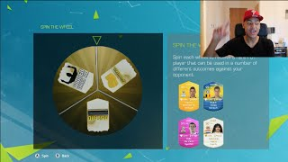 NEW FIFA 16 GAME MODE?!! EPIC SPIN THE WHEEL