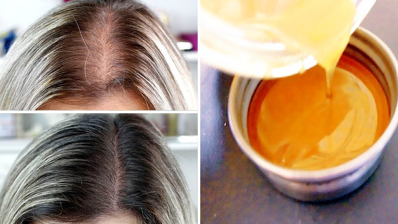 Castor Oil Hair Mask to Grow Your Hair Faster and Thicker
