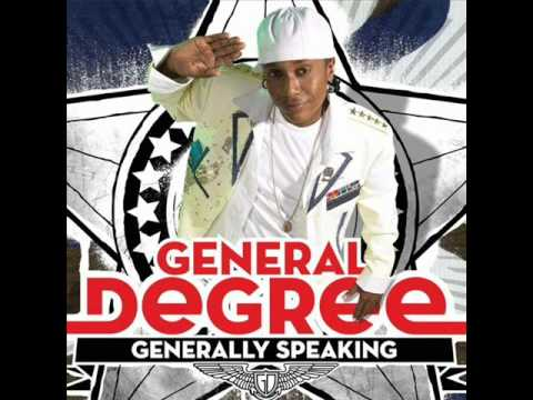 General Degree -Jah Will Provide (Mi Caan Sleep/I Feel Good Riddim) NEW -2009