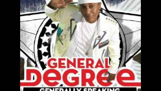 Watch General Degree Jah Will Provide video