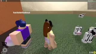 How to glitch through walls on roblox ;)