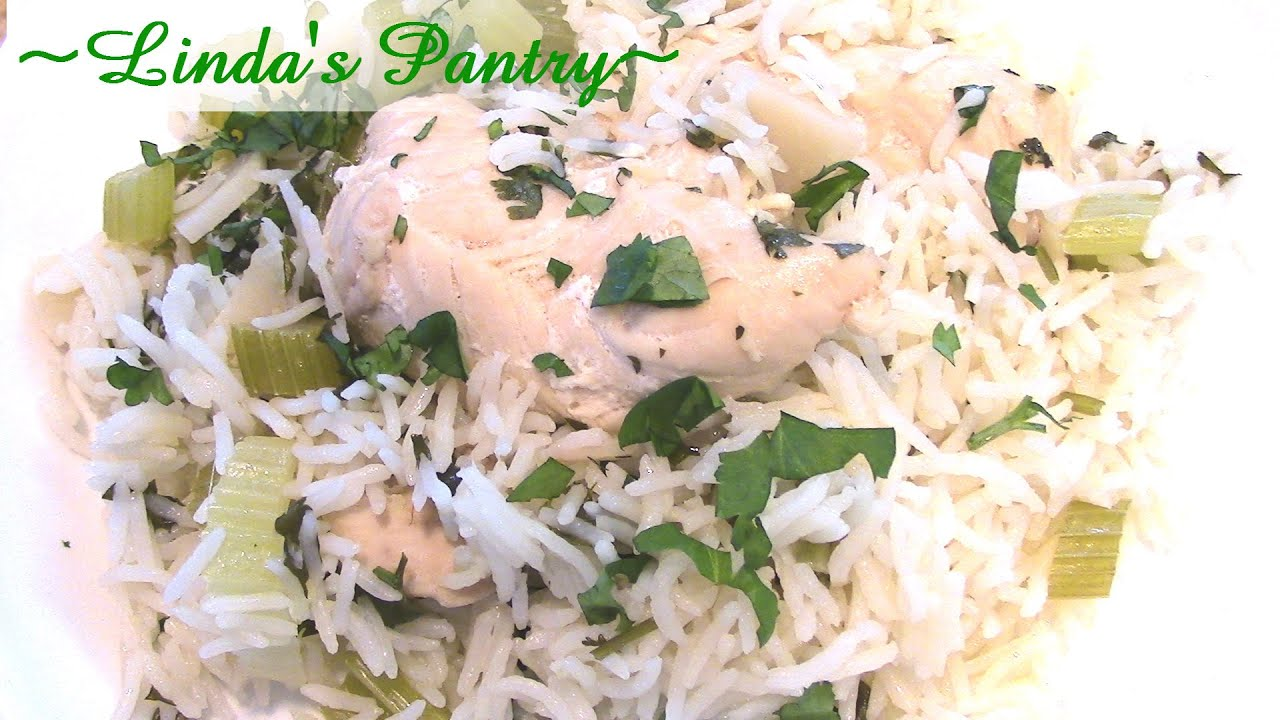 ~cilantro Lime Chicken & Rice In The Power Pressure Cooker Xl With Linda's  Pantry~  Youtube