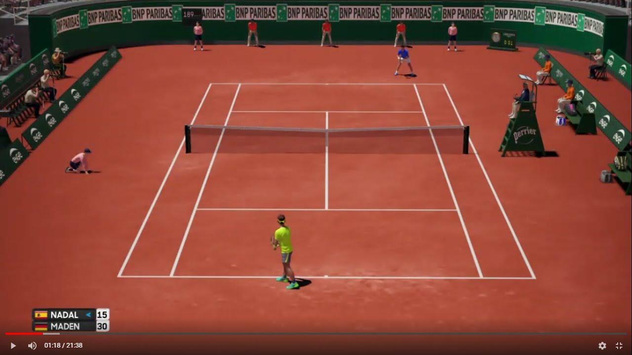 Maden Tennis