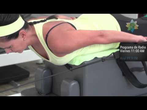 Pilates con máquina