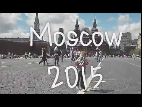 Moscow⚪⚪⚪2015