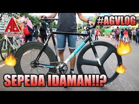 Sepeda Idaman?! - #AGVLOG