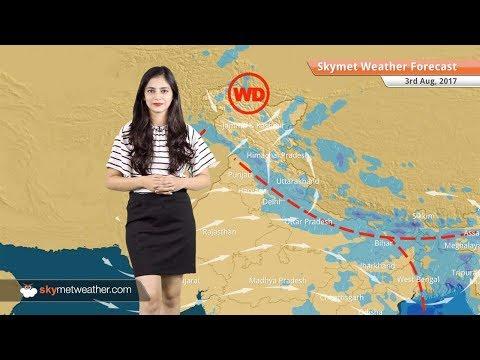 Weather Forecast Aug 3: Rain in Punjab, Haryana, Himachal, Uttarakhand, Uttar Pradesh, Delhi