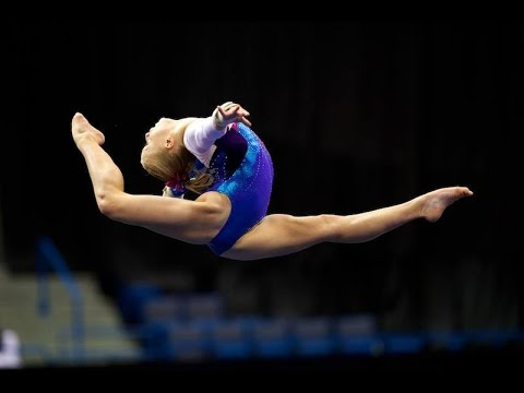 Take Flight - Lindsey Stirling - Gymnastics Floor Music