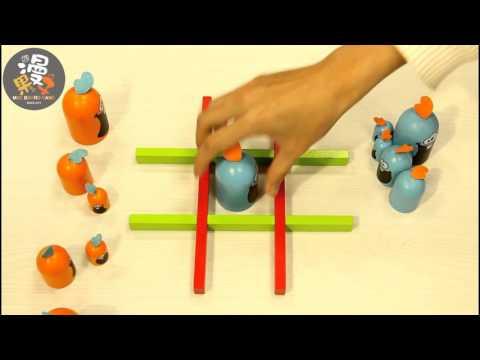 【漫果子】奇雞連連  桌遊教學