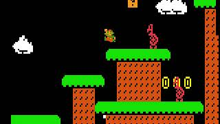 Intellivision Super Mario Bŗos (IntyBASIC) Update 2