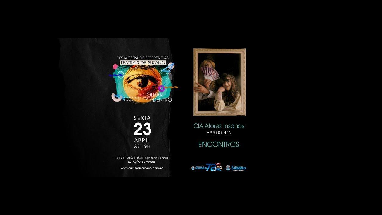 10ª Mostra de Referências Teatrais de Suzano - Encontros