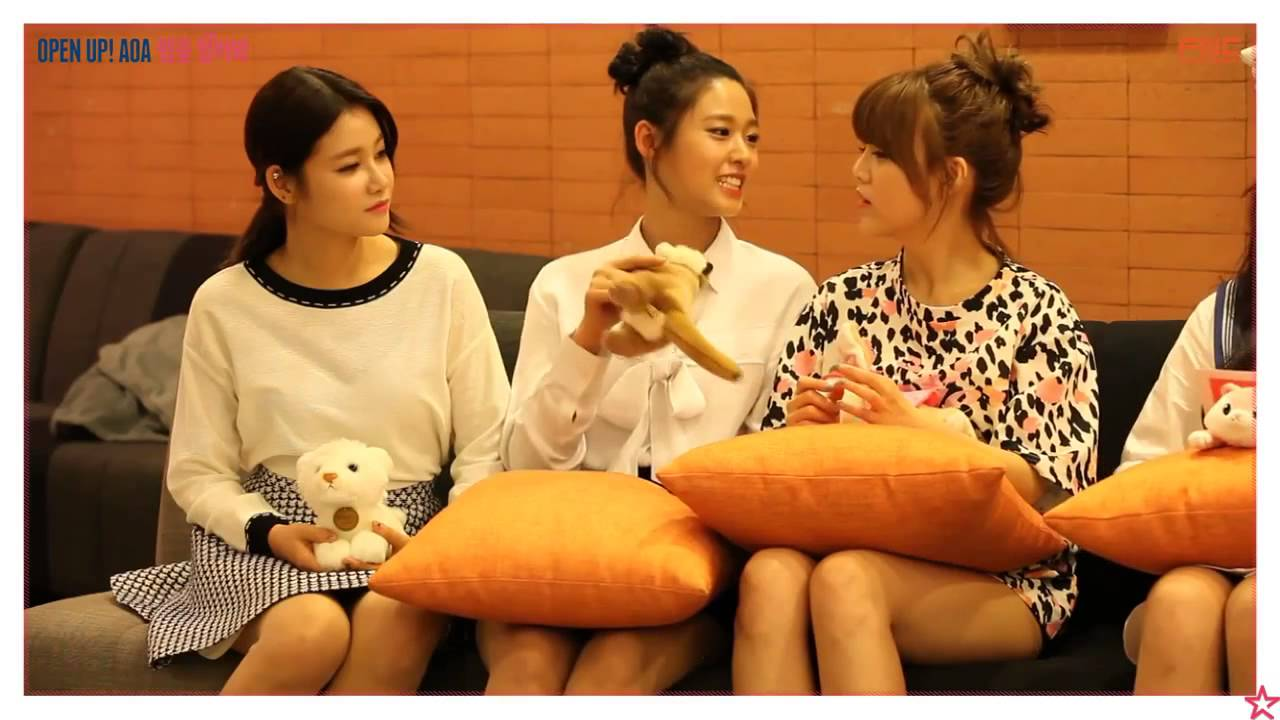 OPEN UP! AOA EP 10 [ENG SUBS]
