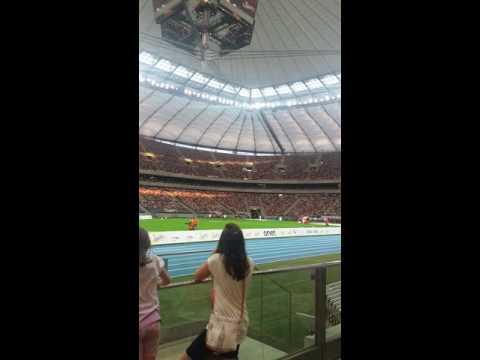 World Record - Anita Włodarczyk, 82.98m