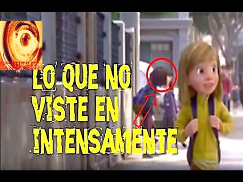 Intensa Mente Increible Imagen En La Pelicula De Disney Pixar