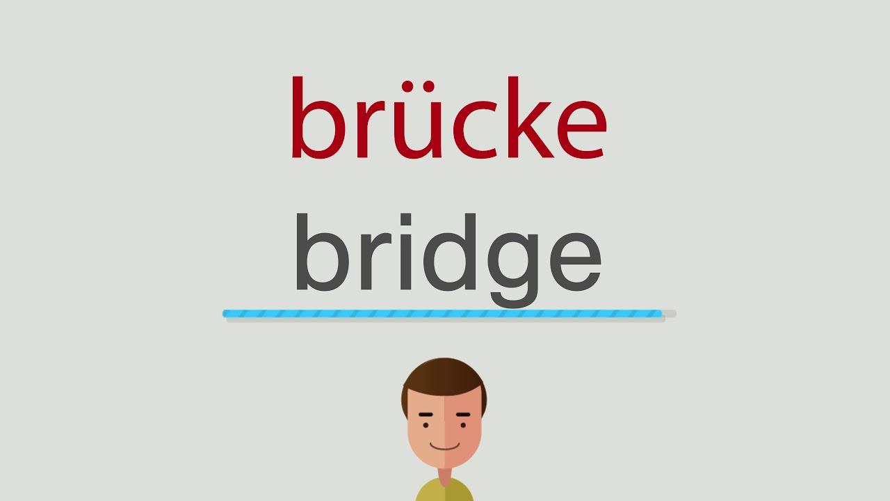 Brücke Englisch