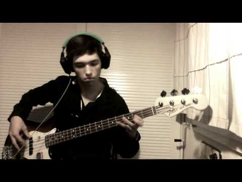 MANDO DIAO - Dance With Somebody | Bass Cover HD