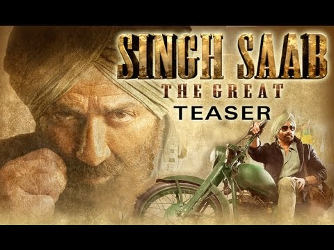 Singh Saab The Great - Teaser Travel Video