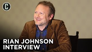 Rian Johnson Breaks Down 'Knives Out' in 55-Minute Q&A