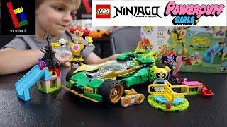 LEGO NEWS: Powerpuff Girls Will Be In Ninjago Season 11