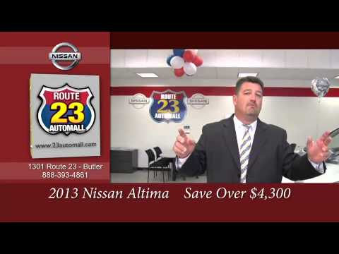 Route 23 Automall >> Route 23 Automall Butler N J Route 23 Nissan Commercial