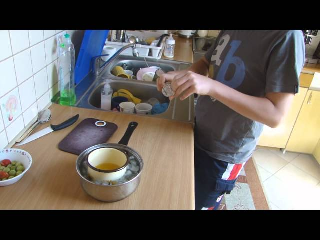 Gotuj z Mateuszem - Lodowa Zupa Frugo