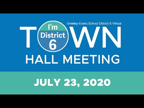 Town Hall: District 6 Staff