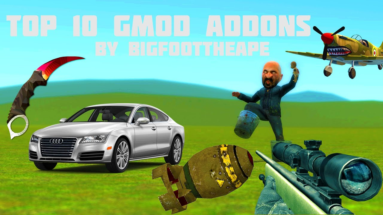 Gmod Addons