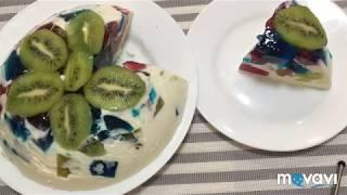 !!!Очень Вкусное!!!Сметанное желе#сметанноежеле #десертбезвыпечки