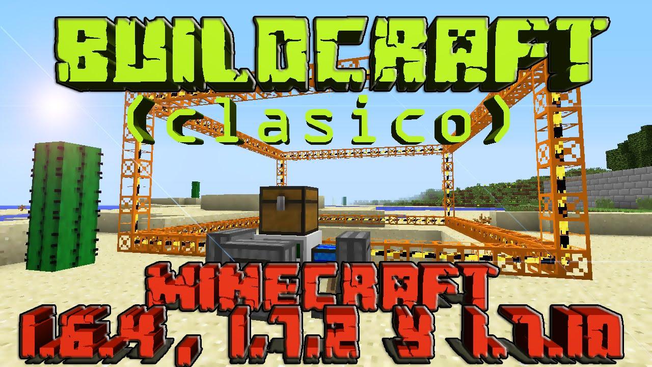 Minecraft review del mod buildcraft clasico minecraft 164 minecraft review del mod buildcraft clasico minecraft 164 172 y 1710 malvernweather Choice Image