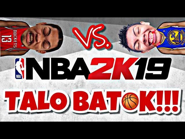 JONAH VS. GUMMY (NBA 2K19)