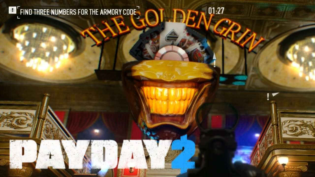 payday 2 golden grin casino loud