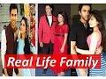 Real Life Family of Ichhapyaari Naagin Actors