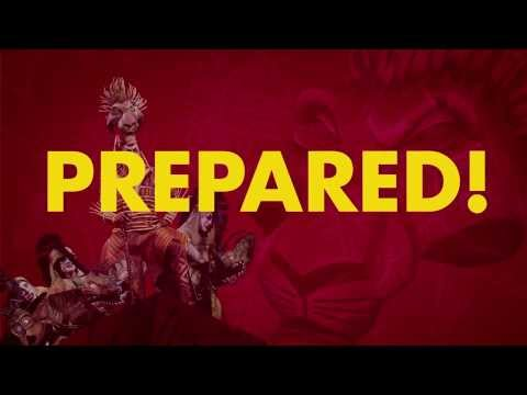 Be Prepared - Disney's THE LION KING (Official Lyric Video)