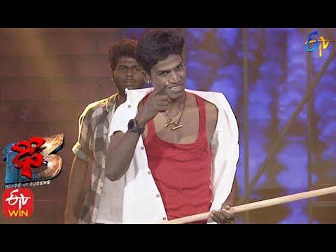 Download Manikanta Performance   Dhee 13   Kings vs Queens   31st March 2021   ETV Telugu