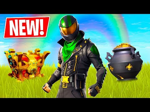 St. Patricks Day Update!! // Pro Fortnite Player // 2100 Wins (Fortnite Battle Royale Gameplay) thumbnail